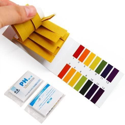 Tiras reactivas de pH